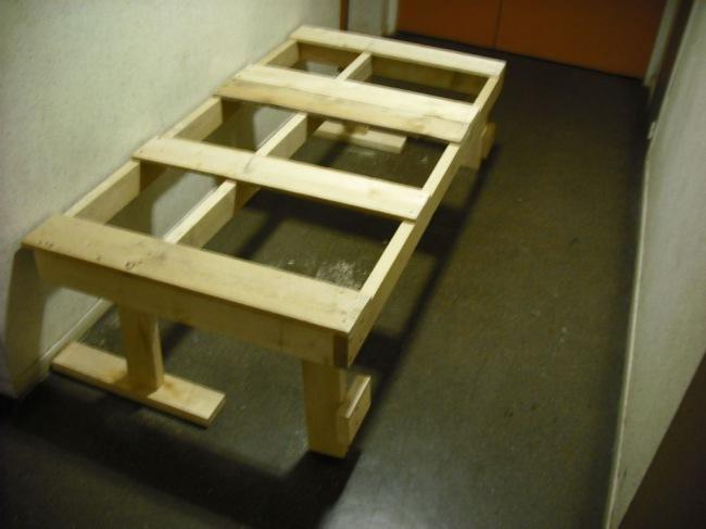 Шкаф кровать на лоджии..