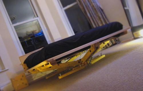 Двухъярусная диван своими руками